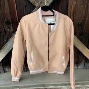 Ci Sono Vegan Leather Jacket-XL